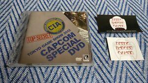 Capcom Tokyo Game Show Special DVD Japan 2012
