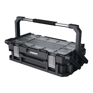 Small Parts Organizer Storage Cantilever 22 in. 22-Compartment Connect System