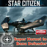 Star Citizen Super Hornet to Banu Defender UPGRADE