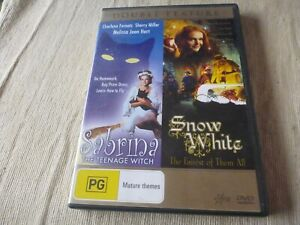 Sabrina The Teenage Witch  / Snow White - The Fairest Of Them All (DVD, 2006) R4