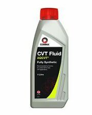Comma Fully-Synthetic Continuously Variable Transmission Fluid GEAR OIL -AQCVT1L