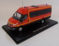 Iveco Daily Minibus Pompier SDIS du 62 ELIGOR 1/43 ref 116777