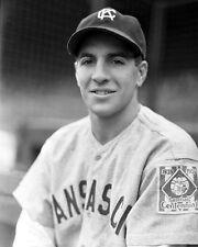 1940 Kansas City Blues PHIL RIZZUTO Glossy 8x10 Photo Minor League Print Yankees