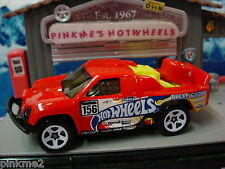 2012 Hot Wheels OFF TRACK Racing truck☆RED☆New LOOSE Multi Design Ex ☆Holst
