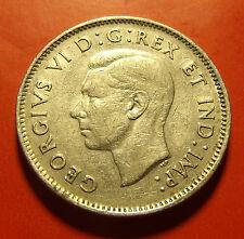 1938  Canada George VI Five Cents Fairly decent original details!