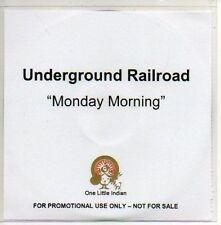(218D) Underground Railroad, Monday Morning - DJ CD