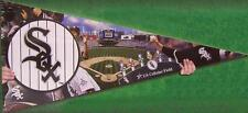 Jigsaw puzzle MLB Chicago White Sox in the shape of a pennant 300 piece NIB