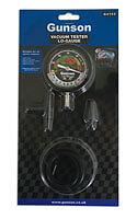 Gunson g4103 lo calibrador de vacío Tester