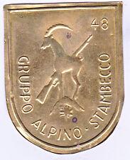 distintivo lamierino forse alpino 224713415a7b