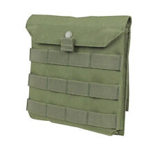 Condor Side Plate Utility Pouch Olive Drab MA75-001 MOLLE PALS