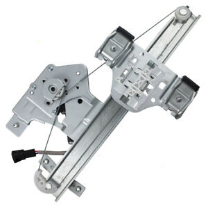 Power Window Regulator fits 06-11 Buick Lucerne Driver Rear Lift Motor Assembly