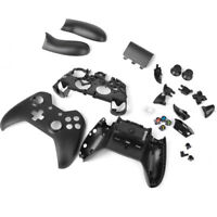 Full Housing Shell Case Kit Replacement for Xbox One Wireless Controller Black