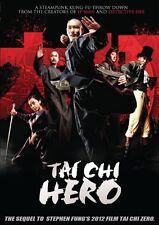 Tai Chi Hero  - Hong Kong RARE Kung Fu Martial Arts Action movie - NEW DVD