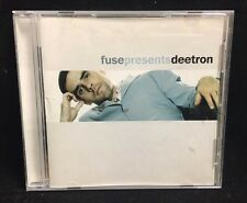 Fuse Presents Deetron CD