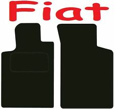Fiat Barchetta Left Hand Drive Tailored car mats ** Deluxe Quality ** 2005 2004