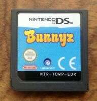BUNNYZ * NINTENDO  DS / DS LITE / DSi  Cart only. 100% genuine. Free UK Postage