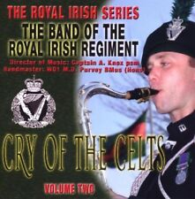 The Band Of The Royal Irish Regi-Cry Of The Celts CD   New