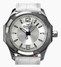 AQUASWISS Men's Brand New Classic III  Stainless Steel Swiss Watch
