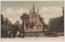 Whippingham Church, Isle of Wight F.G.O. Stuart 1045 Postcard B800