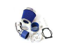 MITSUBISHI EVO LANCER 7 8 9 INDUCTION KIT INTAKE COLD AIR FILTER CONE Y0096 BLUE