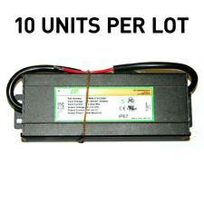[LOT OF 10] NEW EPtronics 96W LED Drivers, Constant Current 350mA, UL Recognized