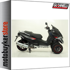 GIANNELLI KIT SILENCIEUX MAXIOVAL GILERA FUOCO 500 IE 2007 07 2008 08 2009 09