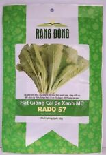 Vegetable  Seeds Cai Be xanh 20gram new package