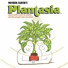 Mort Garson-Mother Earth's plantasia-LP Great THUNDER