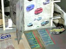 CATALOGUE VITESSE 1/43 1993/AMERICAINES,VW BULLI,BEETLE, AUSTIN ,TWINGO,2CV, DS
