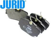 BMW E30 325 325iX 318i Brake Pad Set Front JURID 34111162481 NEW
