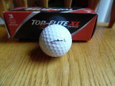 Fish Logo Golf Balls Top Flite Xl Golf Balls with Fish Logo 3 Pack