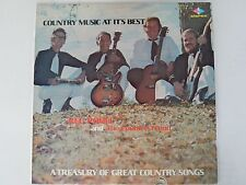 REG POOLE - Country Music At It's Best - OZ LP