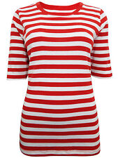 Evans Cotton Short Sleeve Tops & Shirts for Women
