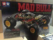 Tamiya 58205 1/10 RC Mad Bull w/ESC Off Road 2WD Buggy kit