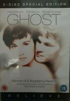 GHOST 2 Disc Special Edition DVD Patrick Swayze New Sealed Movie UK Film Release