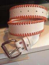 Vivienne Westwood White Amber Belt