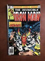 Iron Man #148 (1981) 8.0 VF Marvel Bronze Age Comic Book Newsstand Edition