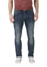 Timezone Herren Jeans Slim Eduardo -  Slim Fit - Blau - Blue Patriot Wash