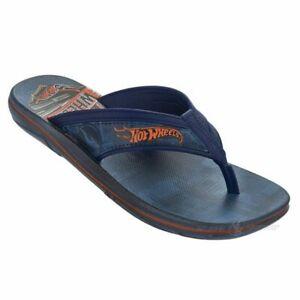 Ipanema Hot Wheels Boys Flip Flops Sandals 81886 Blue UK Size 10 / 11 K