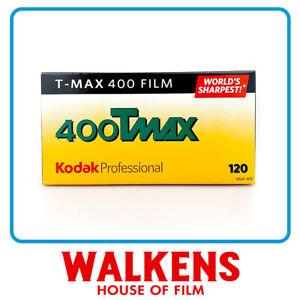 Kodak T-Max 400 120 Camera Film - 5 rolls Pro-Pack - FLAT-RATE AU SHIPPING!
