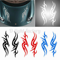 Car Van Racing Body Stripe Pinstripe Hood Side Decals Vinyl Stickers 20x79CM √