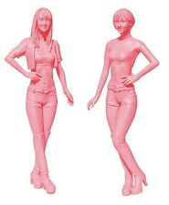 Hasegawa Fc05 Companion Girls Figures 1/24 Scale