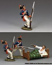 KING & COUNTRY REMEMBER THE ALAMO RTA084 MEXICAN CASUALTY MIB