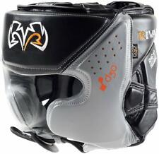 Rival RHG10 Training d30 Headgear Boxing MMA Black/Gray XL, BRAND NEW WITH TAGS