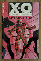 X-O Manowar Retribution TPB (Valiant Comics, 1993) NM / Unread