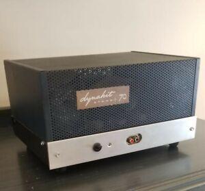 dynaco st70 tube amp... superb High fidelity amplifier