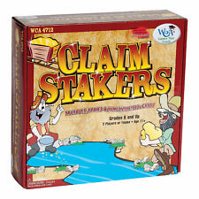 Claim Stakers Game - Educational - 1 Piece