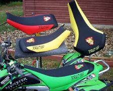 YAMAHA BANSHEE SPARK PLUG SKULL  seat cover GRIPPER
