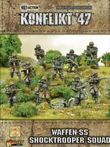 Warlord Games Konflikt 47 German Waffen SS shock troops