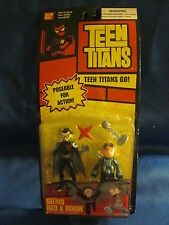 Teen Titans Teen Titans Go Gizmo Red X Robin Action Figures